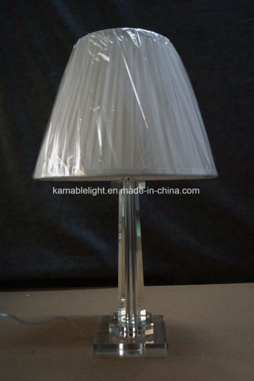 Luxury Crystal Decorative Living Room Table Light (KATL1184) pictures & photos