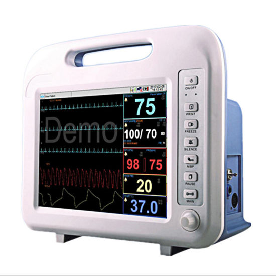 Factory Supply Touch Screen Patient Monitor Ambulance