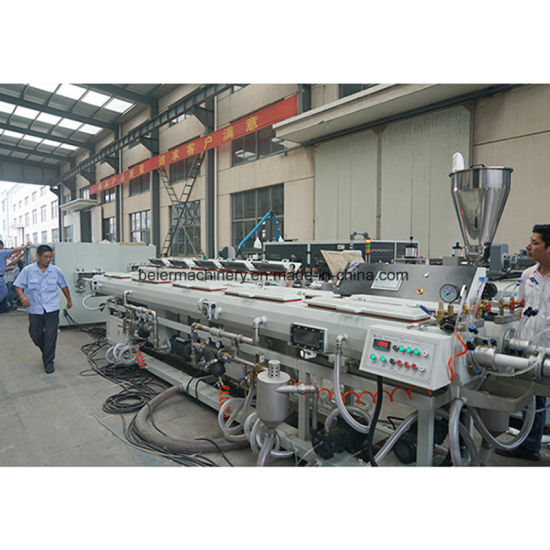 16-1000mm PVC Pipe Extrusion Solution pictures & photos