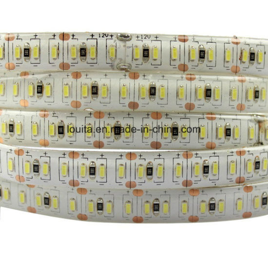 12V 204LED Aluminum Housing 3014 Flexible LED Strip Lamp pictures & photos