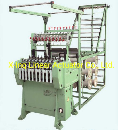 Super High Speed Metal Zipper Fabric Needle Loom/Needle Knitting /Ribbon Narrow Needle Loom