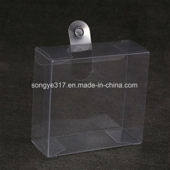 PVC Clear Folding Plastic Box pictures & photos