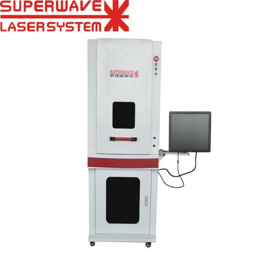 High-Speed Frame UV 355 Laser Engraving Marking Machine