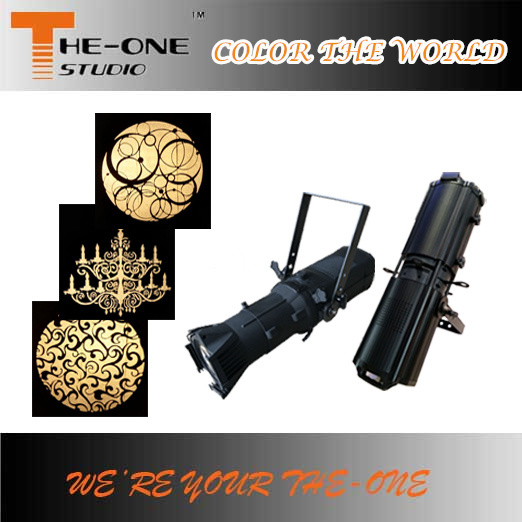 High Power LED COB DMX Stage Profile Light Zoom pictures & photos