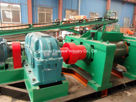 Popular Production Capacity Quality Waste Tire Cracker Mill/Used Tyre Recycling Machine/Rubber Crusher Milling Small Cracker Mill Machinery to Make Rubber Crumb pictures & photos
