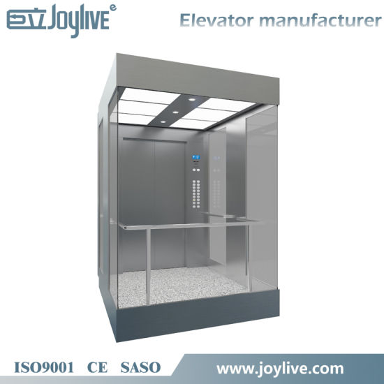 Hot Sale High Rise Customized Hydraulic Panoramic Lift pictures & photos