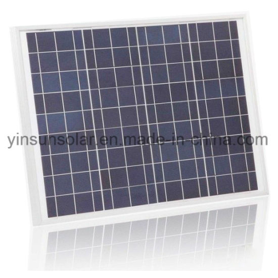 20W Poly Solar Panel for Solar Energy System pictures & photos
