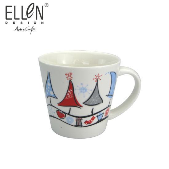 Wholesale Christmas Design Ceramic Mug