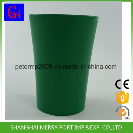 Food Grade High Quality Non Disposable Rice Husk Fiber Cup pictures & photos