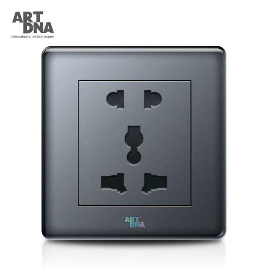 16A 2 Pin & 3 Pin Universal Socket