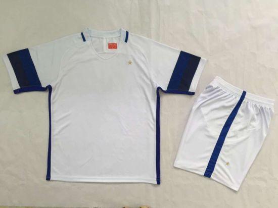 wholesale dealer 74ef5 63c49 China 1617 Inter White Football Kits - China Inter Milan ...