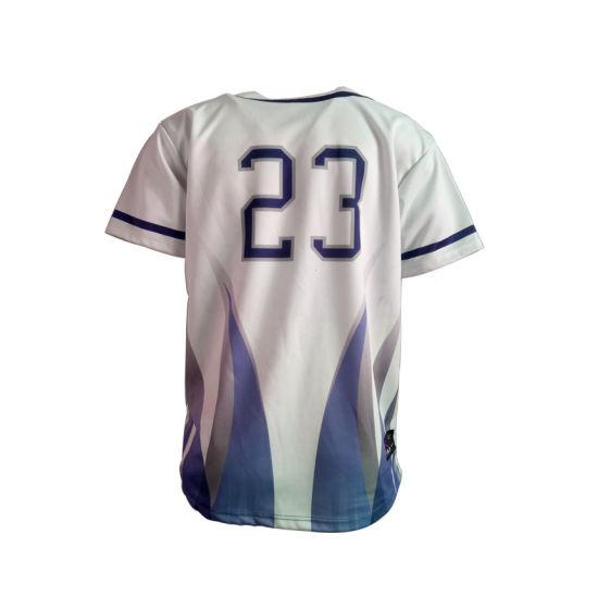 cc58f0b75 Wholesale Custom Sublimation Digital Printing Blank Baseball Jersey Team Baseball  Wear