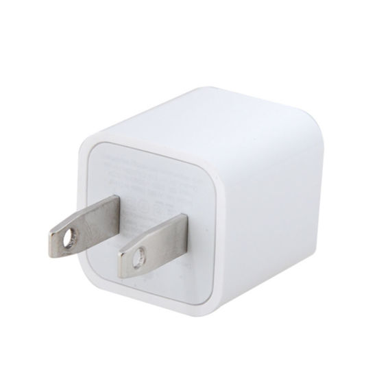Mobile Phone USB Charger AC/DC Adapter for iPhone 6s/6plus/6/5s/5 pictures & photos