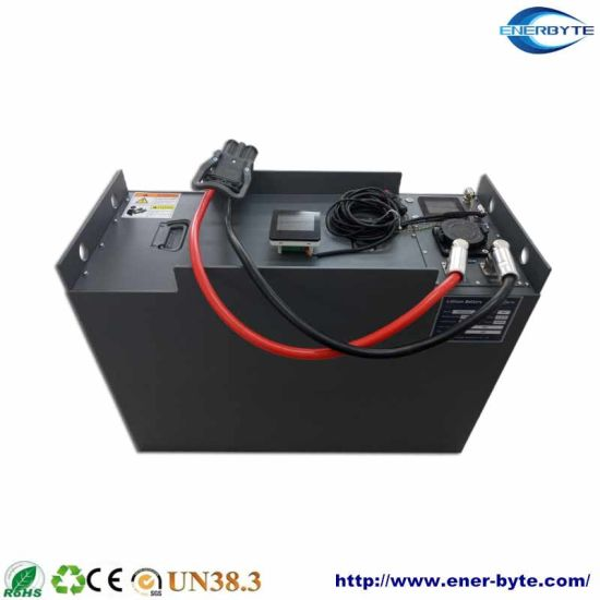 48V LiFePO4 Battery for Electric Forklift Truck Battery to Replace Lead Acid Battery