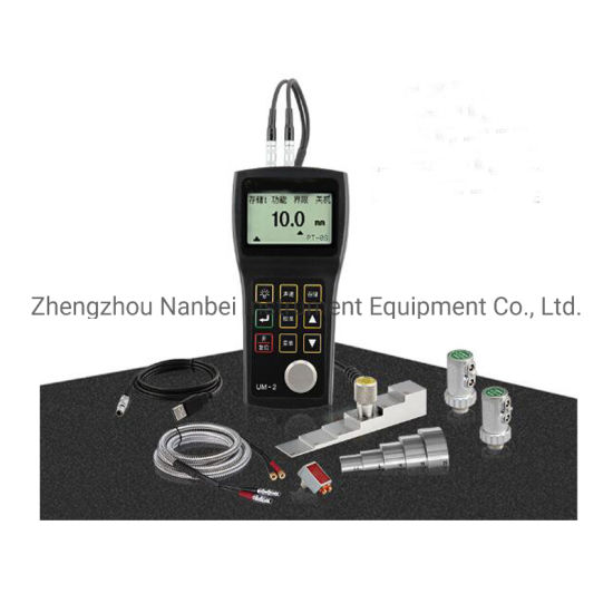0.01mm Resolution Ultrasonic Thickness Gauge pictures & photos