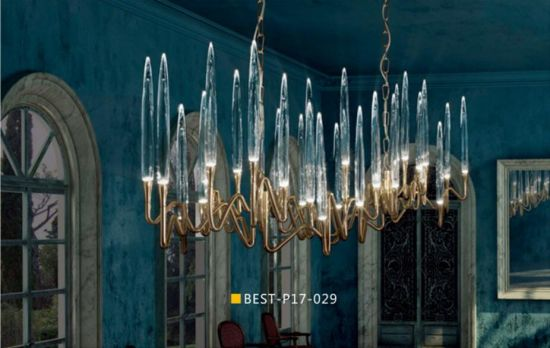 Contemporary Decorative Clear Acrylic Pendant Lights pictures & photos