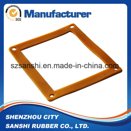 China Custom Agriculture and Industry Rubber Flat Washer - China ...