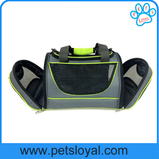 Factory Wholesale Pet Carrier Bag Dog Cat Crate pictures & photos