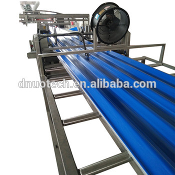 High Speed FRP Industrial Sheet Automatic Making Machine