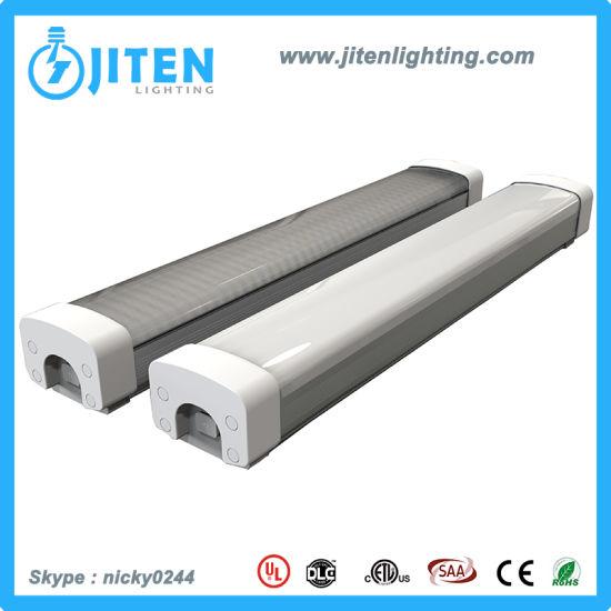 Private Mold Aluminum 1.8m / 6FT 60W LED Tri-Proof Light Fixture