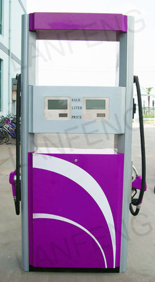Fuel Dispenser Single Nozzle, Double Nozzle, One Pump or Two Pumps
