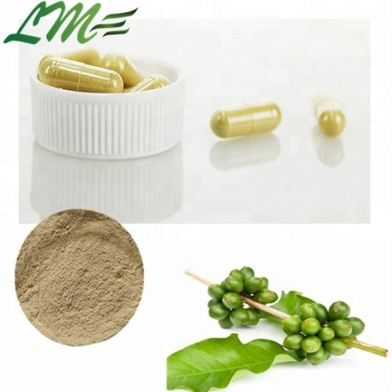 China Best Slimming Diet Green Coffee Bean Weight Loss Pills