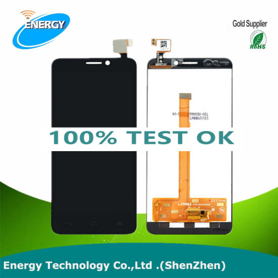 China Original LCD Screen for Alcatel One Touch Idol S 6034