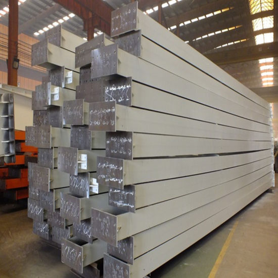 Hot DIP Galvanized Steel Structural Components pictures & photos