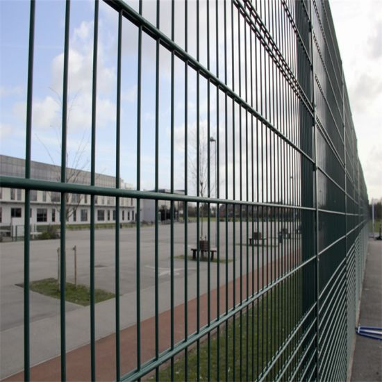 Wholesale Direct From China Double Wire Panel Fence