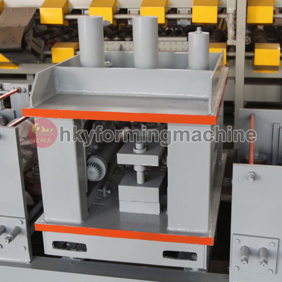Automatic Interchangeable CZ Purlin Machine pictures & photos
