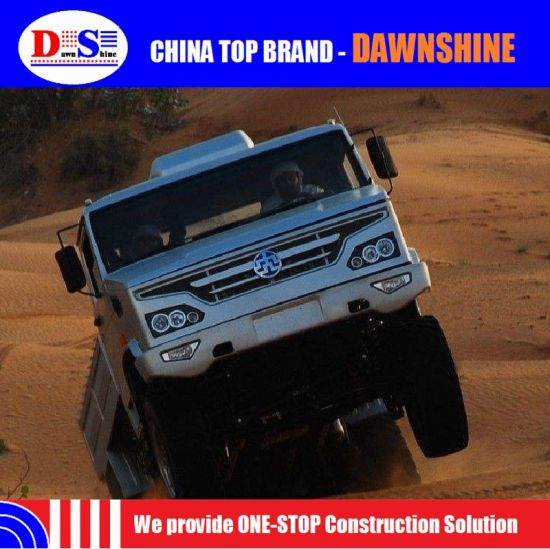 Widely Used 4*4 Utility Vehicle All Driving Military Vehicle