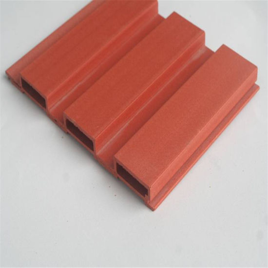 Cheapest Price Construction Material Interior Waterproof Bathroom WPC Wall  Paneling