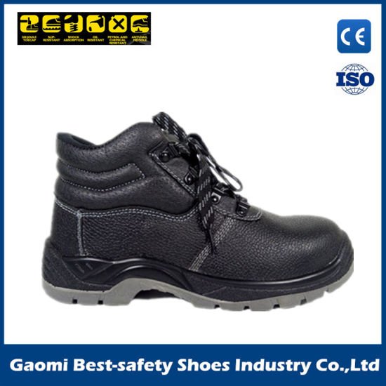 Work Shoes Injection Safety Shoes Labor Safety Shoes Industrial Safety Shoes for Workers