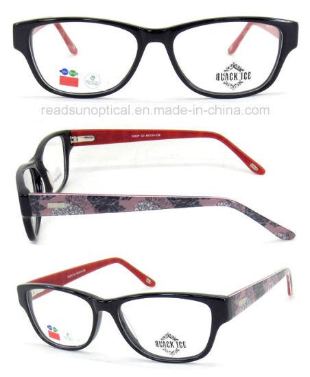 China New Designer Acetate Eyewear Women′s Eyeglasses Optical Frames ...