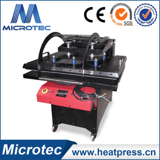 China Large Format Heat Press Machine (STM-40) High Quality