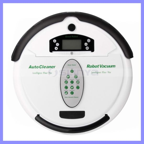 Anti-Drop Dust Sensor Intelligent Sweeper Automatic Vacuum Cleaning Robot Wireless Sweeping Cleaner