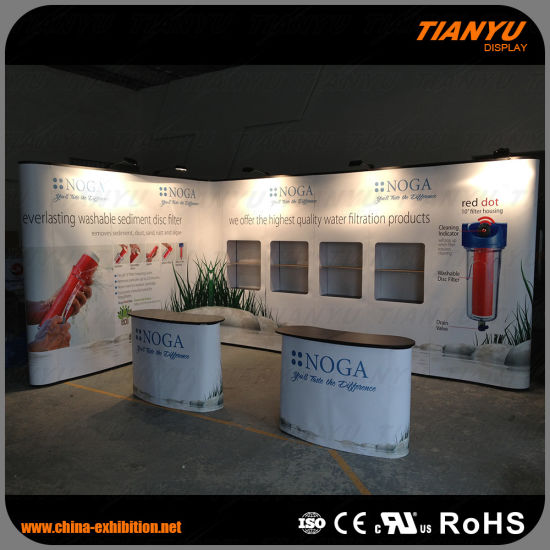 Trade Stands For : China exhibition pop up stands for trade show china pop up stands