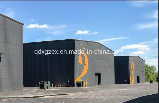 Industrial Park, Prefab Steel Structure Workshop