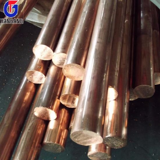 Copper Bar / Copper Rod pictures & photos