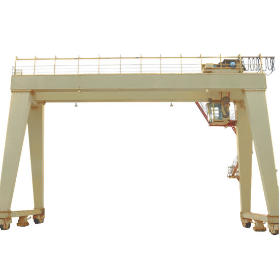 Lifting Equipment Electric Double Girder Gantry Crane pictures & photos