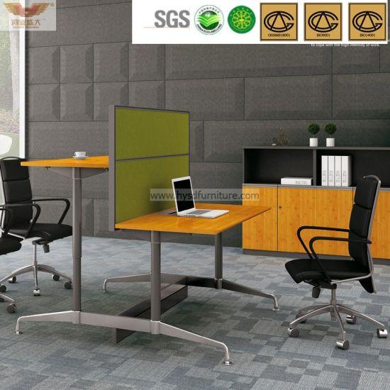 China Exquisite Ergonomic Bamboo Office Conference Table HYH - Bamboo conference table