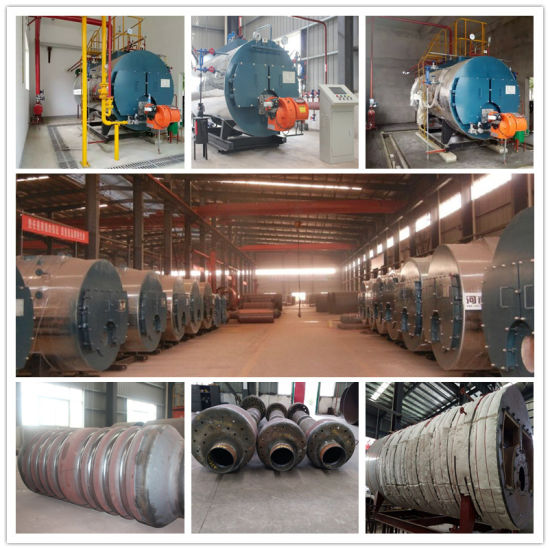 Best Quality Oil Fired Boiler Prices Industrial Steam Heater pictures & photos