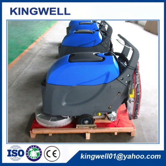 China Commercial And Industrial Small Floor Scrubber KWX China - Small industrial floor cleaning machines