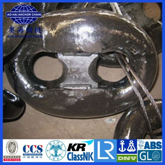 68mm Anchor Chain Connecting Kenter Shackle