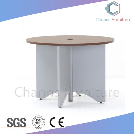 China Modern Round Meeting Table Office Conference Desk CASMT - Modern round conference table