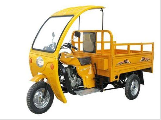 Large Cargo Three Wheeled Motor Vehicle