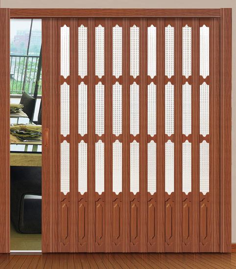 China PVC Folding Door New Design for Bedroom, Bathroom - China PVC ...