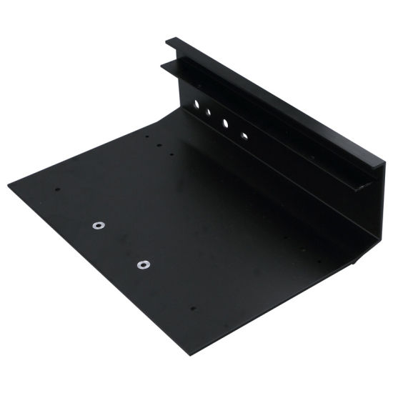 OEM Aluminium Profile with Black Anodizing for Electronics pictures & photos