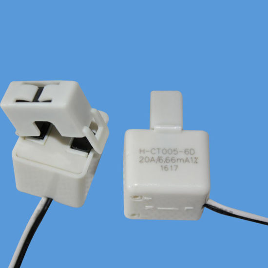 Open Current Transformer with 20A/6.66mA 0.5class