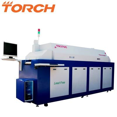 Torch Hot Air Lead Free Reflow Oven/ Solder Oven pictures & photos